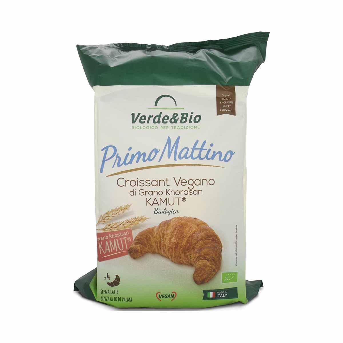 Verde & Bio Croissant vegano di kamut®