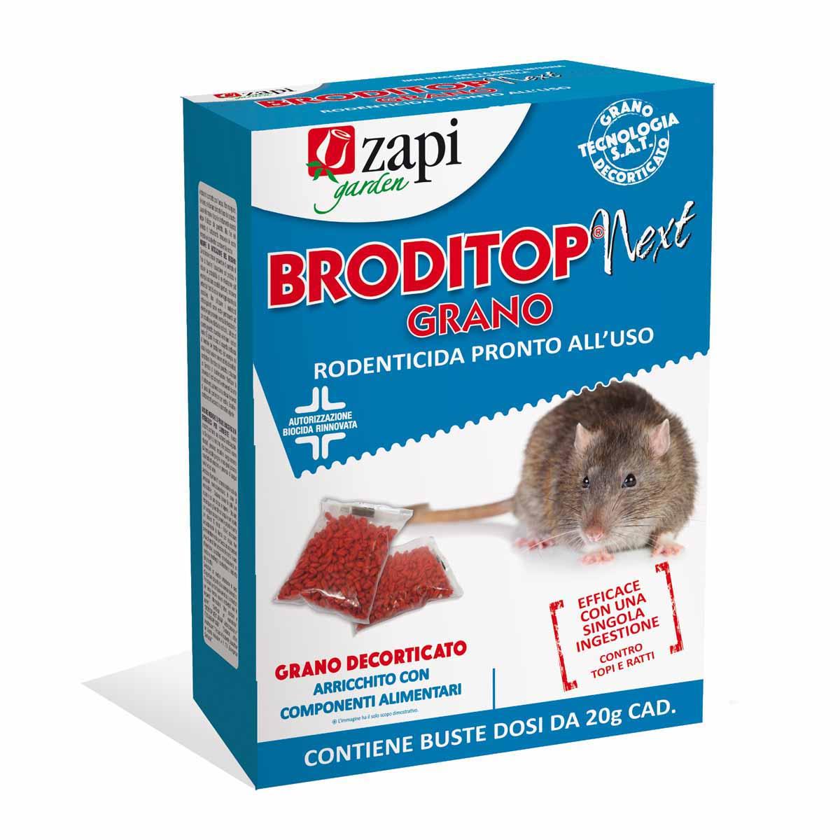 Zapi Topicida Broditop Next Grano150g