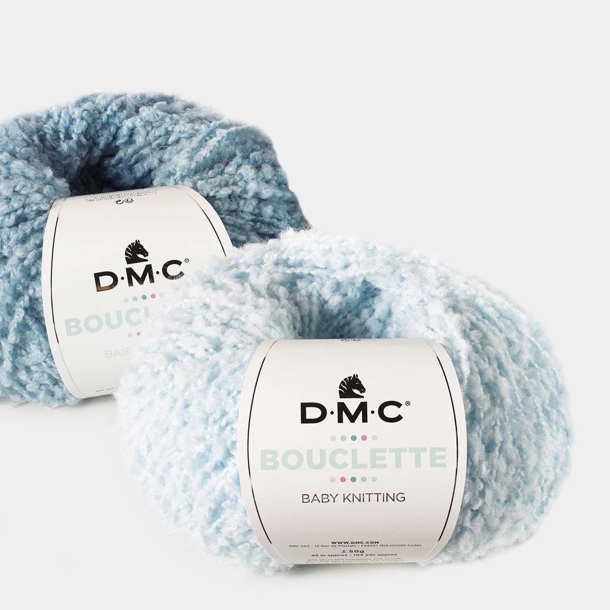 DMC Linea filati Baby Bouclette 50 g