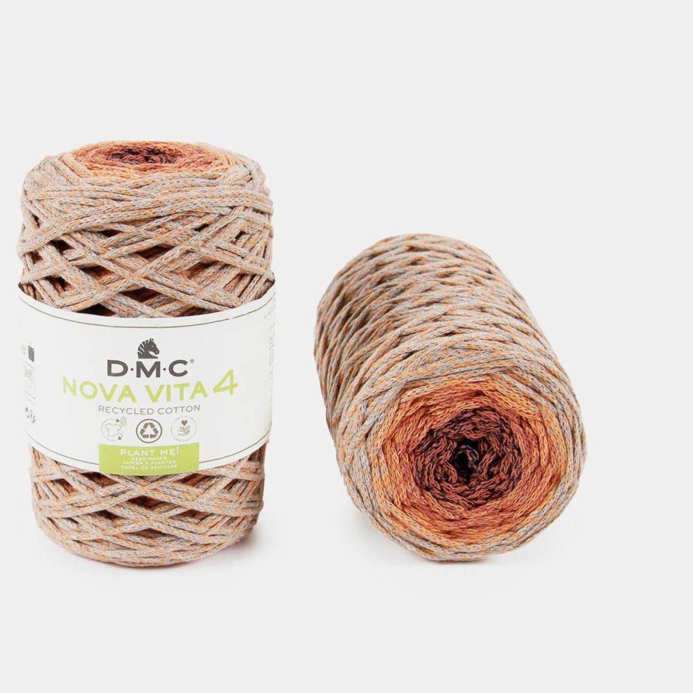 DMC Linea filati Nova Vita Multicolor 250 g